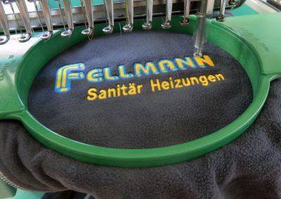 Stick Fellmann Sanitär Heizung
